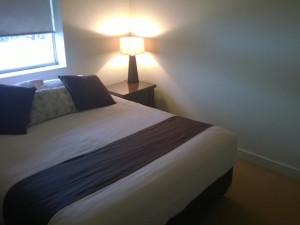temora serviced apartment